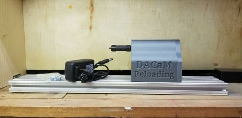 RCBS TrimPro2 DACaM Trimmer Power Pod System for RCBS trimpro2 and RCBS rotory case trimmer 2  MK2 NEWLY ENHANCED